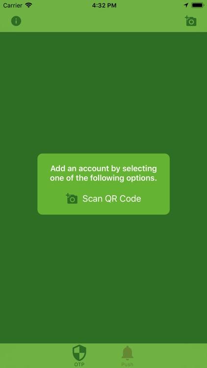 SurePassID Push Authenticator