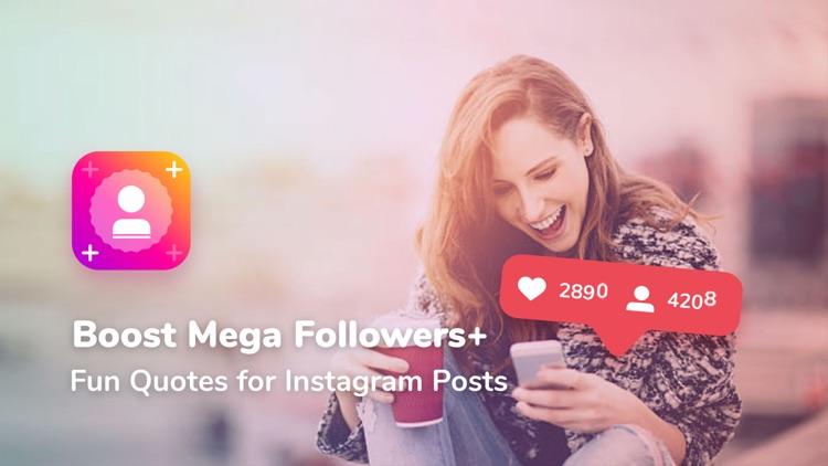 Mega Followers Grow Fun Quotes