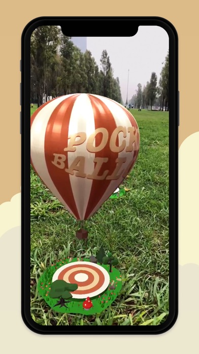Pocket Balloon - Fly in AR  Bild 1