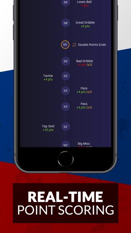 UFL World Fantasy Cup Soccer screenshot-3