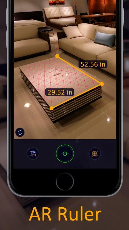 Ruler App + Photo Ruler