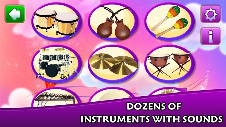 Kids learn music instruments screenshot-3