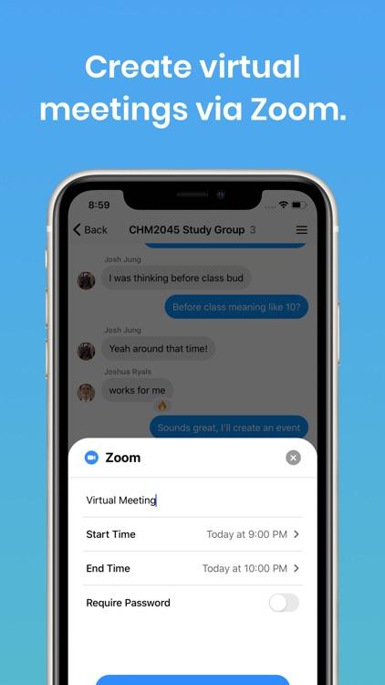 Gel - Connecting Students screenshot-5