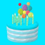 Wish Happy Birthday Stickers
