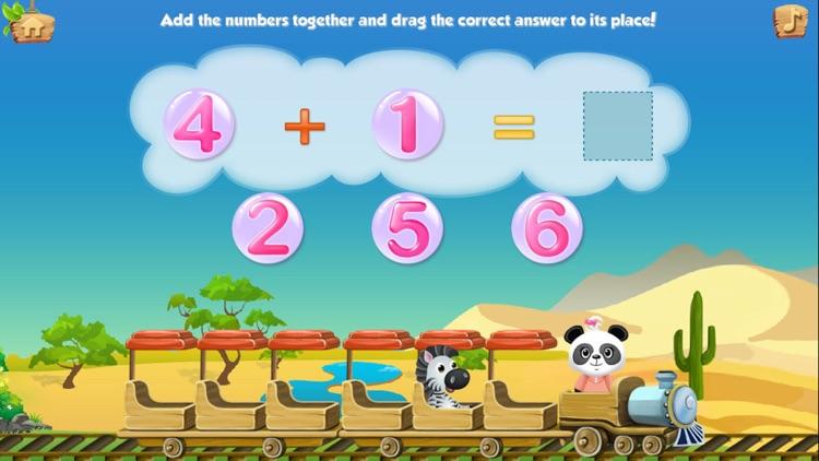 Lola's Math Train screenshot-3