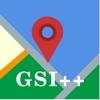 GSI Map++(地理院地図++) - iPhoneアプリ