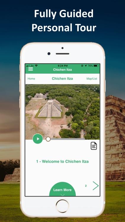 Chichen Itza Tour Guide Cancun