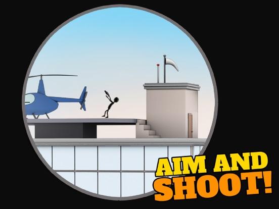Sniper шутер: игры стрелялки на iPad