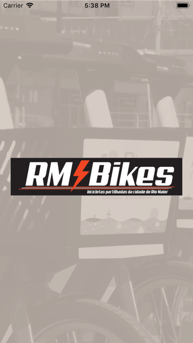 RM Bikes screenshot one