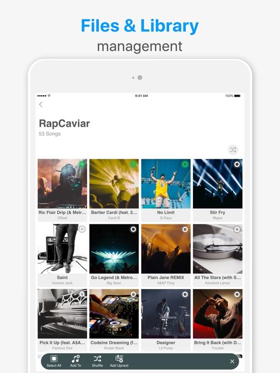 Music Player- Music Video Play-ipad-4