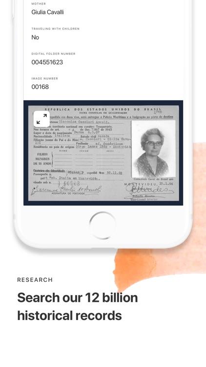 MyHeritage - Family tree screenshot-5