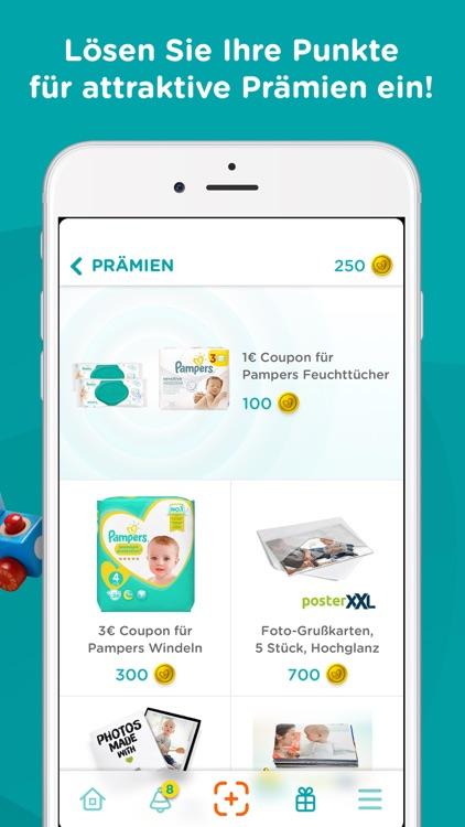 Pampers Club - Treueprogramm screenshot-4