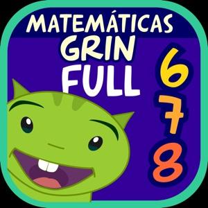 Matemáticas con GRIN 678 FULL