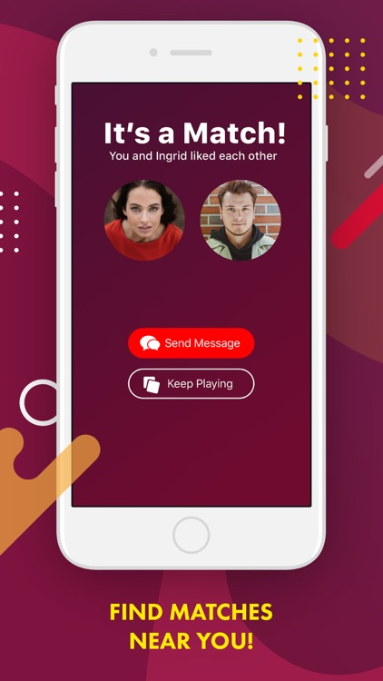 Cavlotic Online Dating App screenshot-4