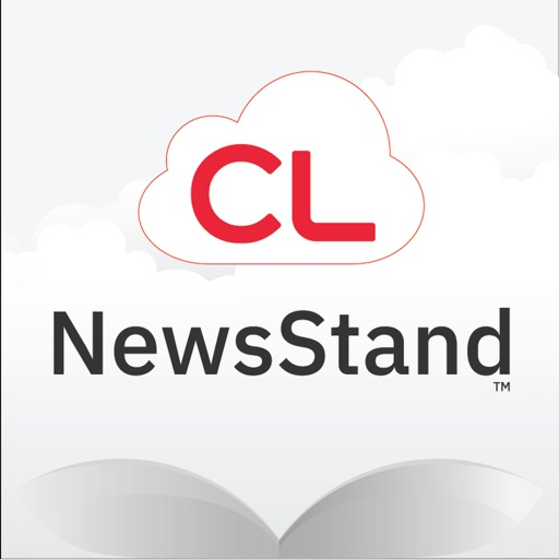 cloudLibrary NewsStand