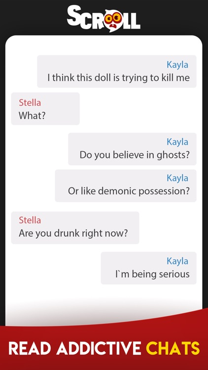 Scroll - Chat Stories