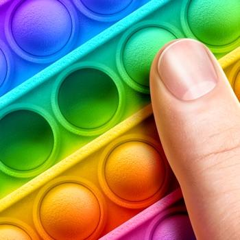 Pop it Game - Fidget Toys 3D