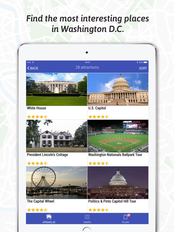 Visit Washington D.C.-ipad-0