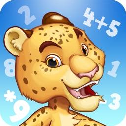 IQ Safari MATH