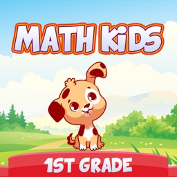 First Grade Math Kids : Learn Addition Subtraction