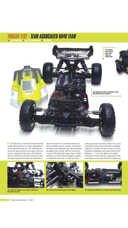 Radio Control Car Racer – UK No1 RC Car Magazine screenshot-4