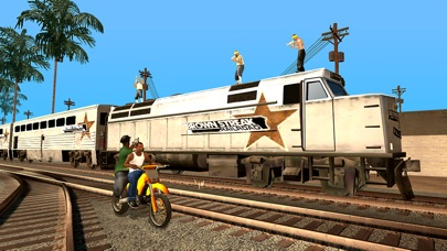 Screenshot for Grand Theft Auto: San Andreas in India App Store