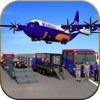 Police Airplane Transporter - Dog & Prisoner
