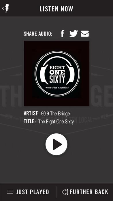 Bridge 90.9 - KTBG screenshot 3