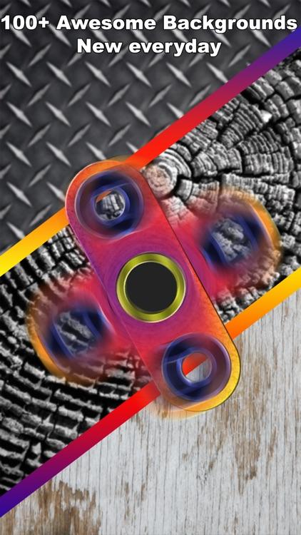Fidget Spinner simulator + AR camera simulator Pro screenshot-3
