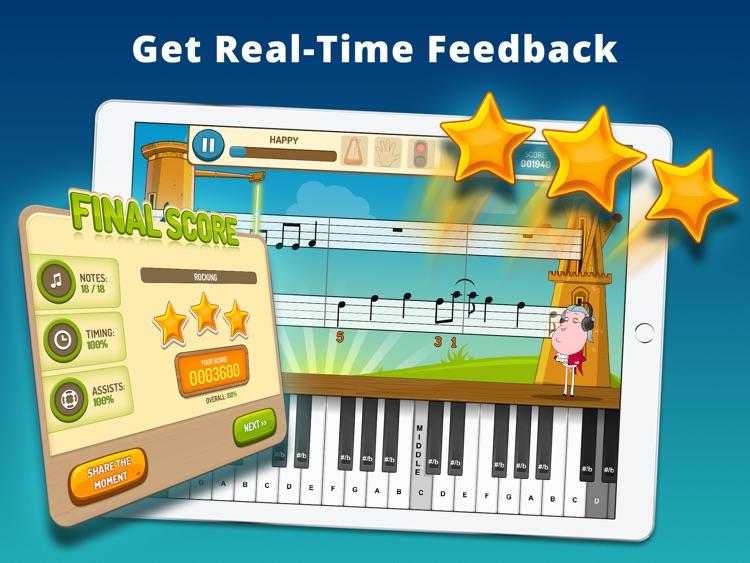 Piano Maestro by JoyTunes - Piano practice