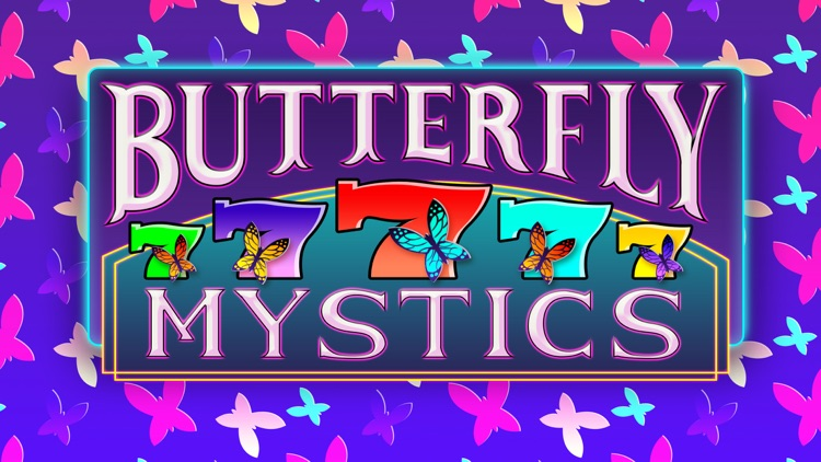Slot Machine - Butterfly Mystics screenshot-0