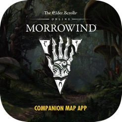 ESO Morrowind Map App on the App Store