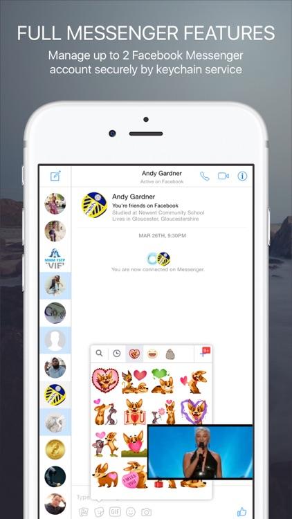 tube for Youtube - applock for messenger ad block screenshot-4