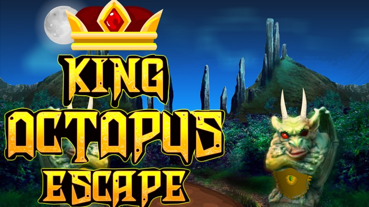 Can You Help The King Octopus Escape? screenshot-3