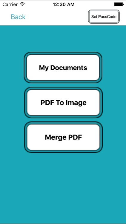 PDF 2 Image Converter - Convert PDF to Images screenshot-0