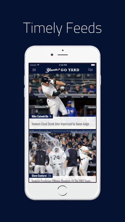 Yanks Go Yard: News for New York Yankees Fans