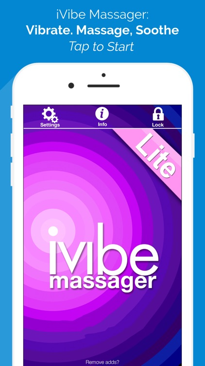 iVibe Vibrating Massager