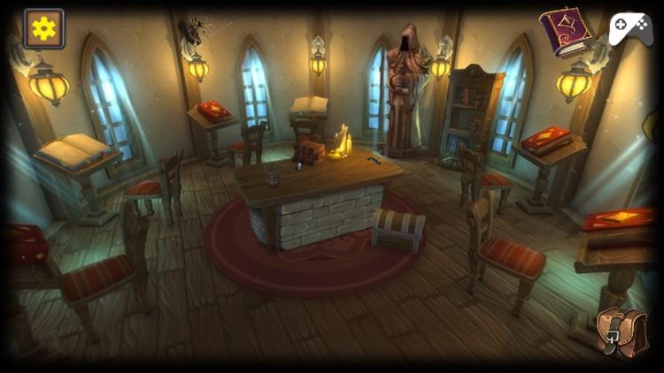 wizard's house:Escape the Magic room