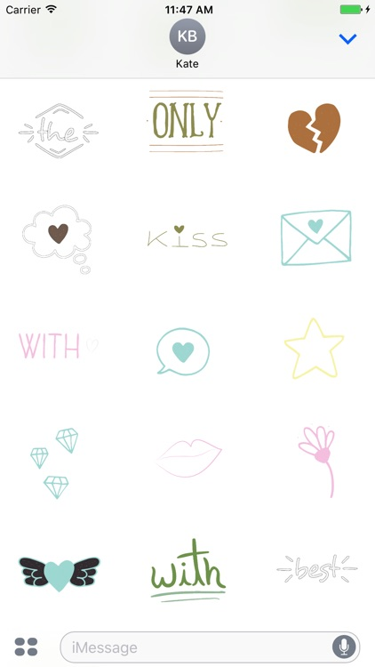 Animated Catchword Stickers screenshot-3