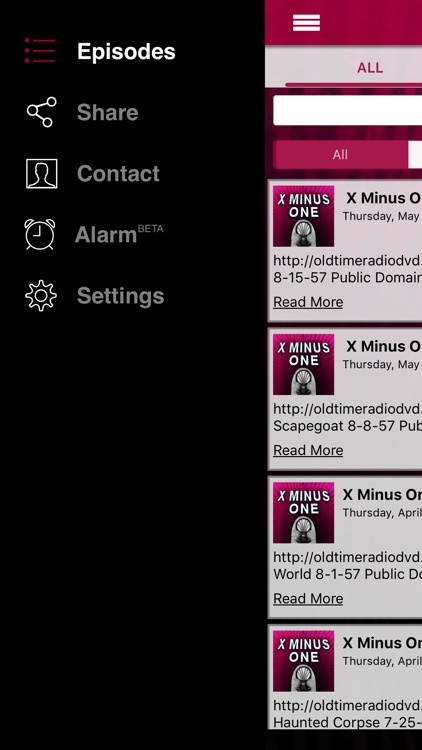 X Minus One - Old Time Radio App screenshot-3