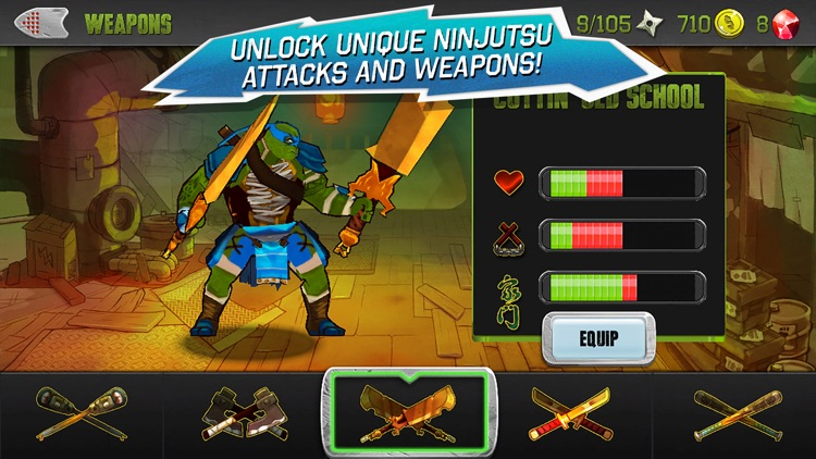 TMNT: Brothers Unite screenshot-3