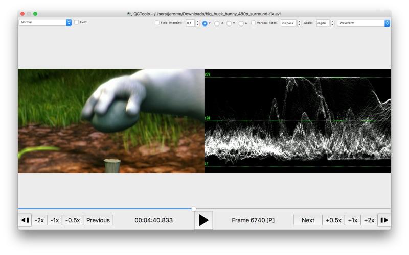 QCTools скриншот программы 2