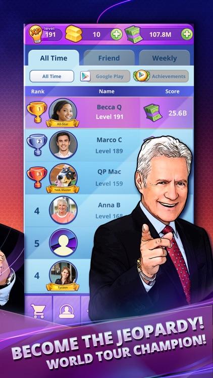 Jeopardy! World Tour screenshot-4