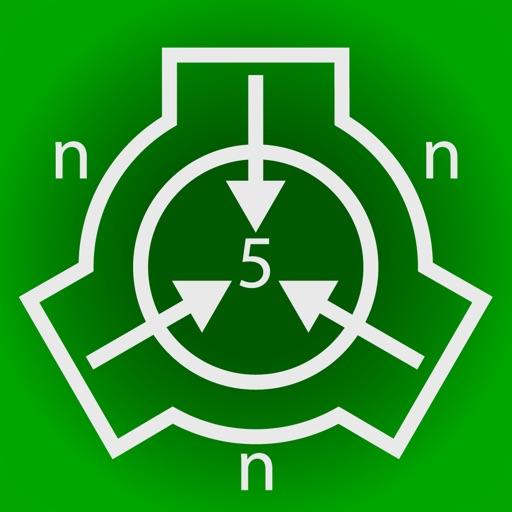 SCP Foundation nn5n offline database app logo