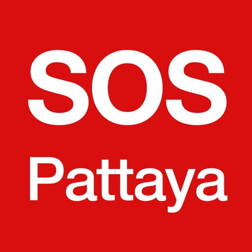 SOS Pattaya - First Aid, Fire Brigade and Police