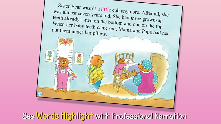 The Berenstain Bears and the Tooth Fairy screenshot-1