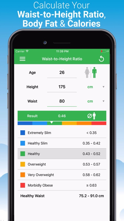 BMI Calculator & Weight Loss Pro screenshot-2