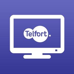 Telfort Interactieve TV voor iPhone
