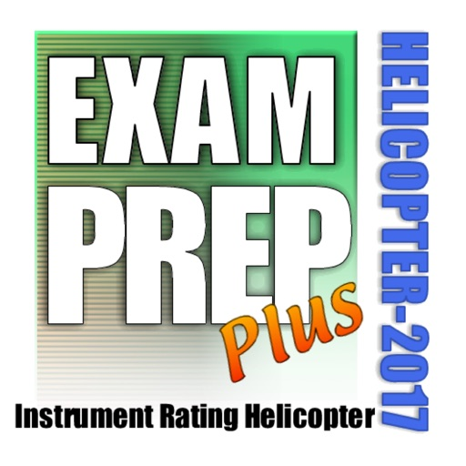 Exam Instrument Rating Helicopter 2017