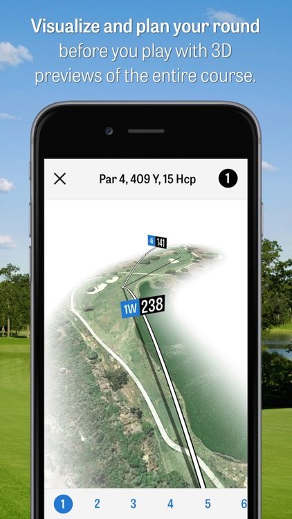 Golfshot: Golf GPS + Scorecard + Handicaps